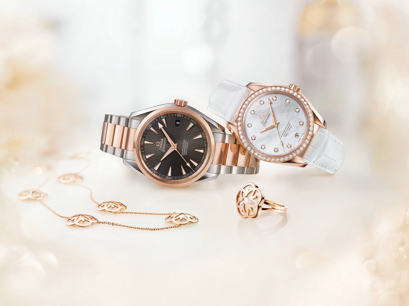 Omega replica watches 2016 Valentine's Day gift for girlfriend or boyfriend
