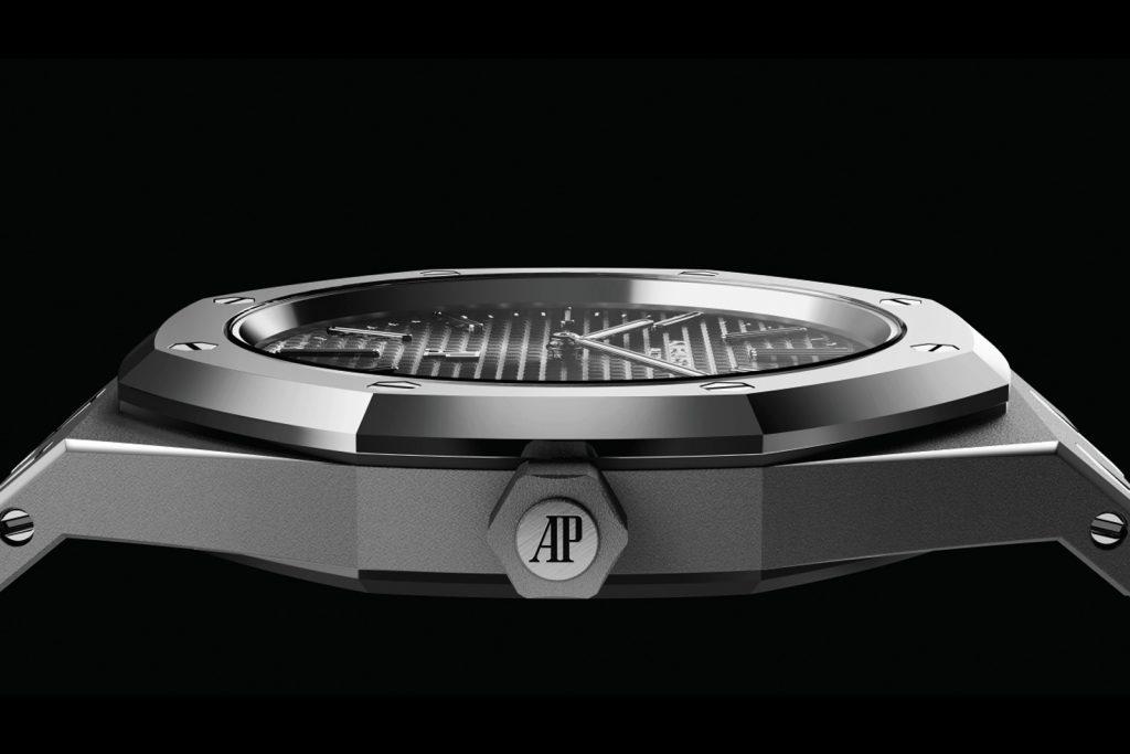 Audemars Piguet With Titanium Metal